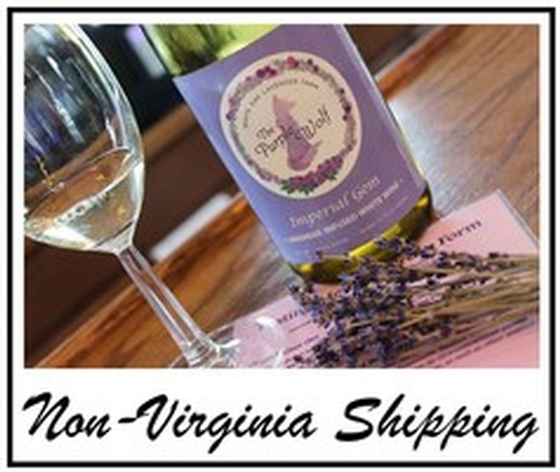 White Oak Lavender Farm - Shop - Wines