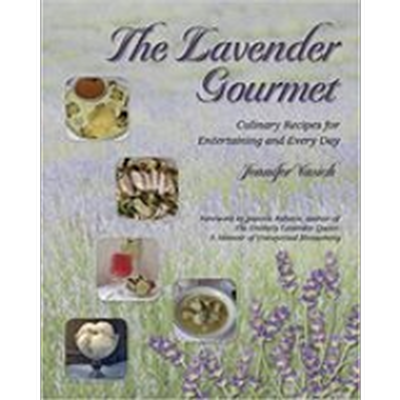 The Lavender Gourmet Cook Book Image