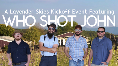 Lavender Skies Kickoff Event! SOLD OUT