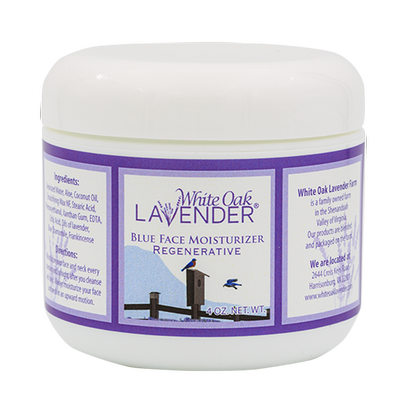 Blue Face Moisturizer