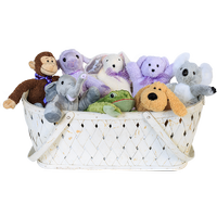 Lavender Stuffed Animals Image